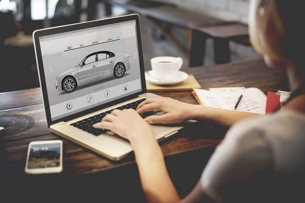 an online marketing plan for a automotive dealerships